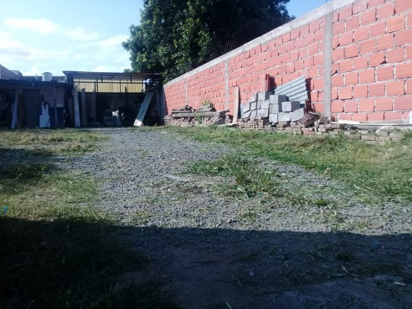TERRENO EN VENTA BARRIO INTERSINDICAL